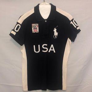 Ralph Lauren Sport women polo sport USA